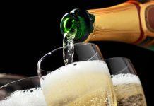 Вред шампанского