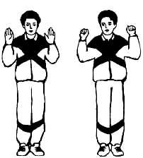 Упражнение «Ладошки»
