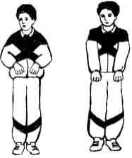 Упражнение «Погончики»