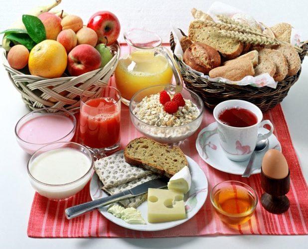 Полезные завтраки на каждый день, правильное питание